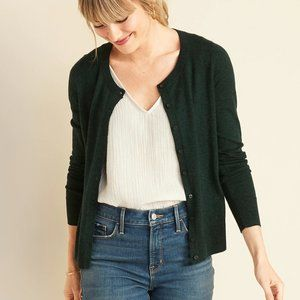 Old Navy Semi-Fitted Button-Front Cardigan